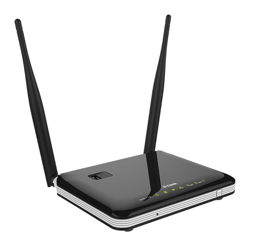 D-Link DWR-118 Wireless AC750 Dual-Band Multi-WAN Router