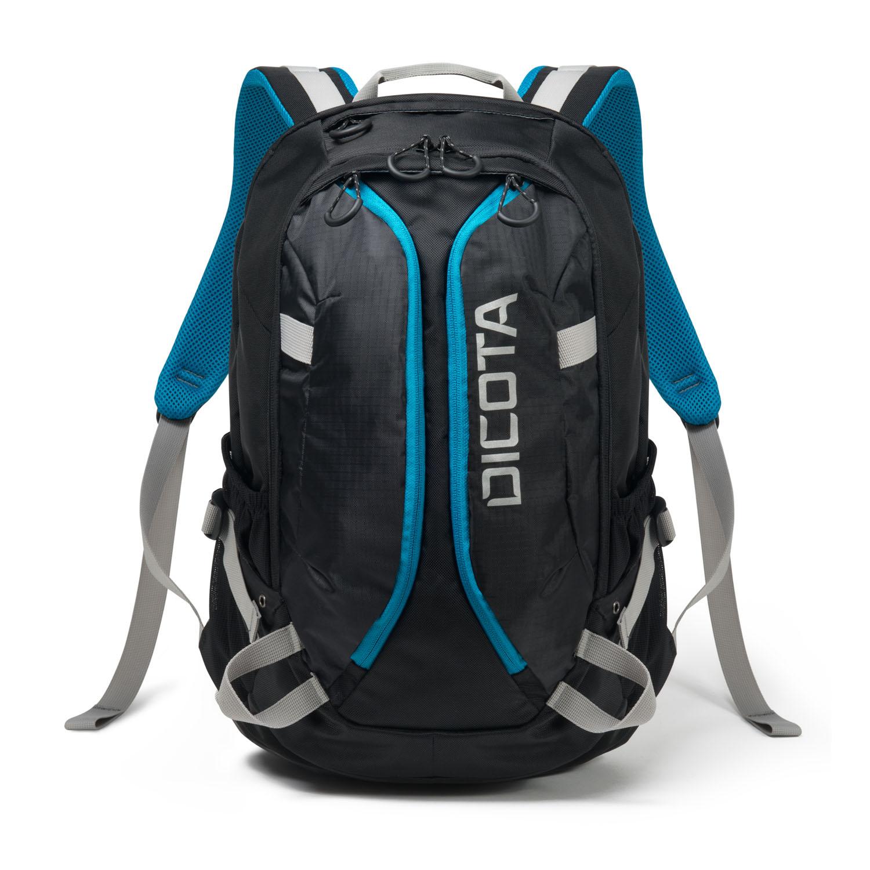 "Dicota Backpack Active 14"" - 15.6"" black/blue"