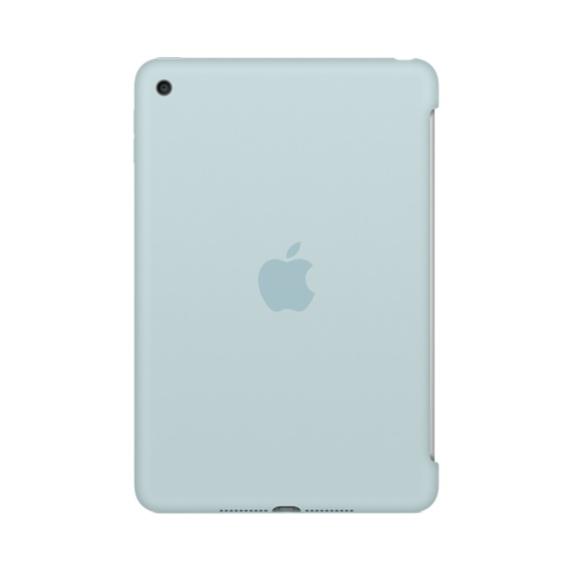 iPad mini 4 Silicone Case Turquoise