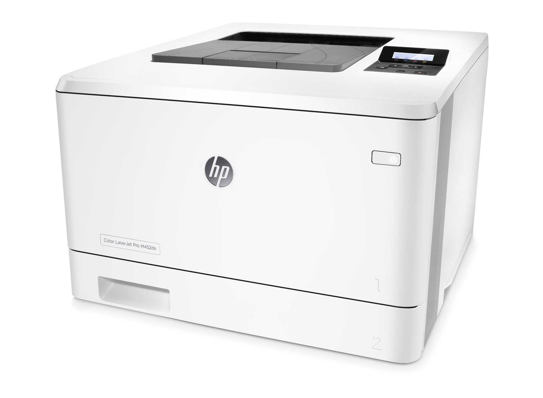 HP Color LaserJet Pro 400 M452dn (A4, 27 ppm, USB 2.0, Ethernet, Duplex)