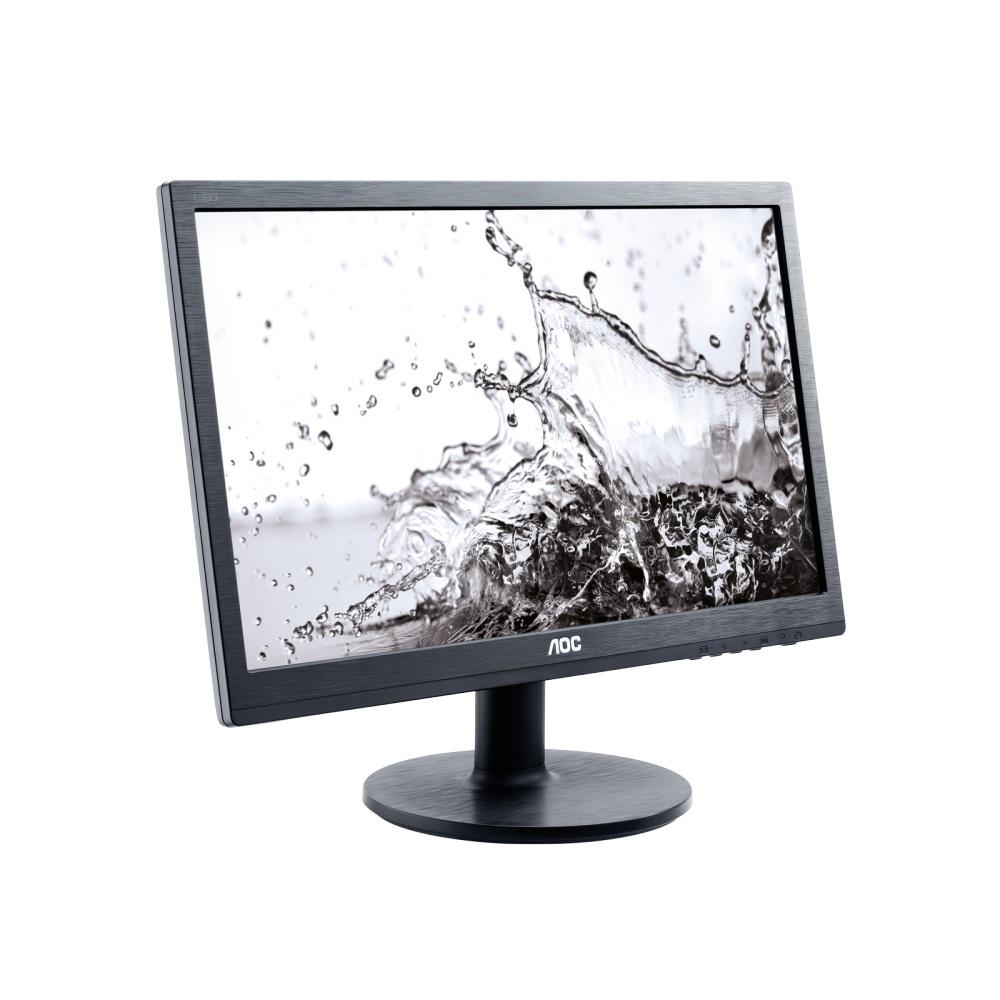 AOC LCD M2060SWDA2, 19.5'' LED,MVA, 5ms, D-Sub/ DVI, repro, 1920x1080, č