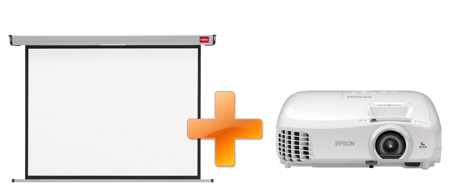 EPSON 3LCD/3chip projektor EH-TW5300 1920x1080 FullHD/2200 ANSI/35000:1/HDMI/5W Repro/3D/(EHTW5300)