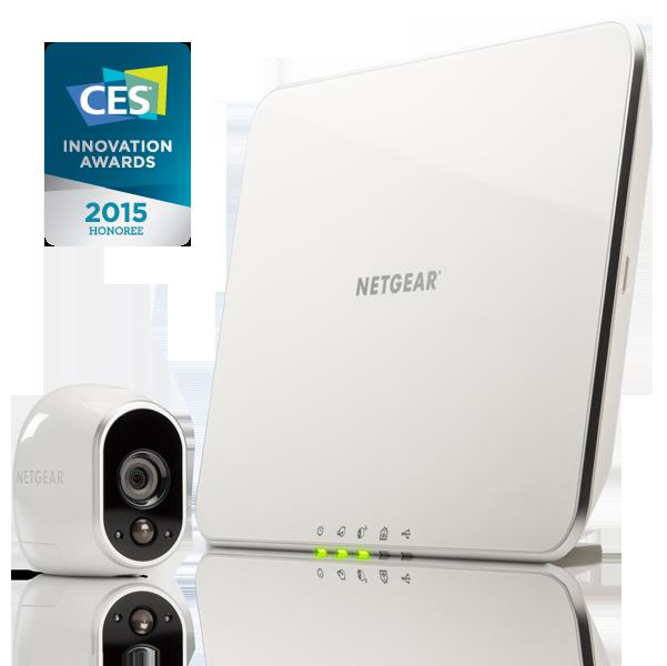 ARLO 1 x HD Camera WiFi + Smart Home Base Day/Night In/0utdoor (VMS3130)