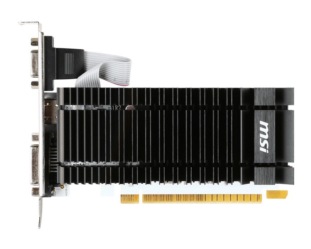 MSI N730K-2GD3H/LP, 2GB DDR3, 64bit, DVI-D, D-SUB