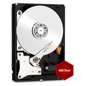 WD RED Pro NAS WD6002FFWX 6TB SATAIII/600 128MB cache