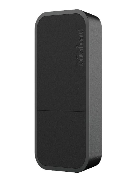 MikroTik RouterBOARD RBwAPG-5HacT2HnD-BE, venkovní AP, ROS L4, 1xGLAN, 2.4Ghz + 5GHz, Černá plast. krabice, nap. adap