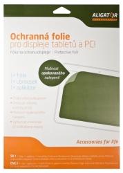 ALIGATOR Folie pro Tablet (200x270mm) transparentní, univerzální s mřížkou, 1ks + aplikátor