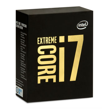 Intel Core i7-6950X Extreme Edition, Deca Core, 3.0GHz, 25MB,LGA2011-V3,14nm,BOX