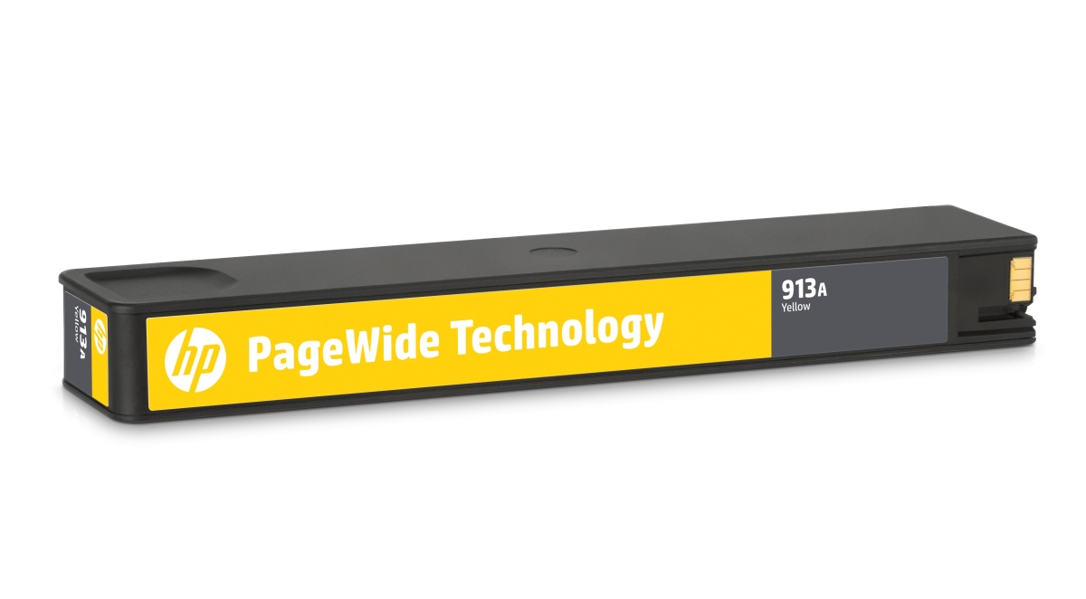HP F6T79AE 913A Yellow Original PageWide Cartridge