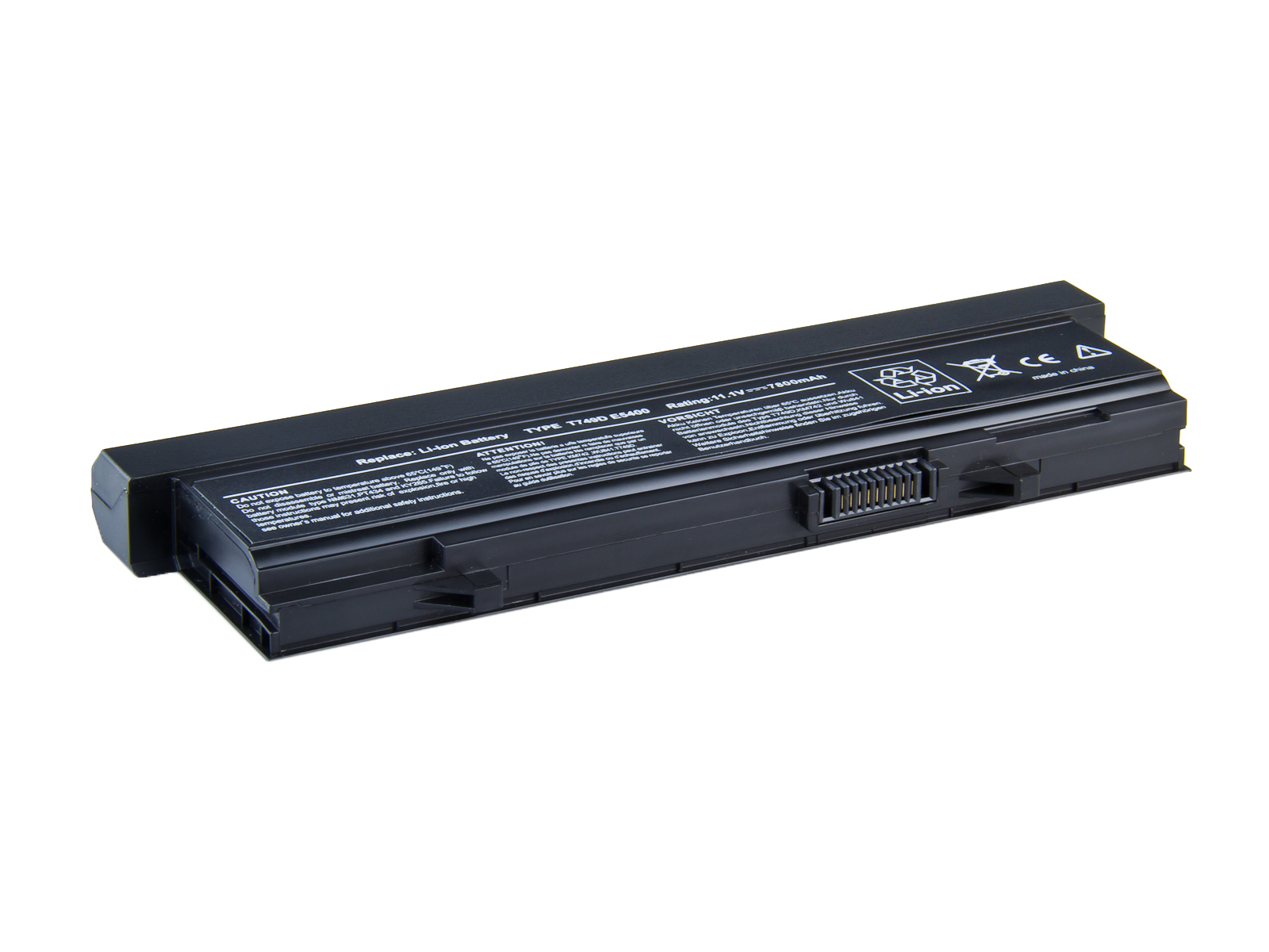 Náhradní baterie AVACOM Dell Latitude E5500, E5400 Li-ion 11,1V 7800mAh
