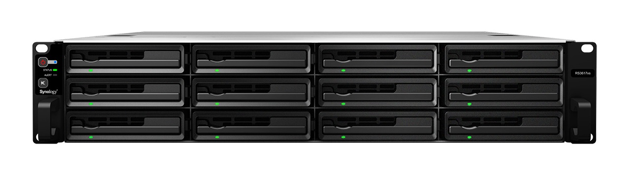 Synology RS3617xs Rack Station