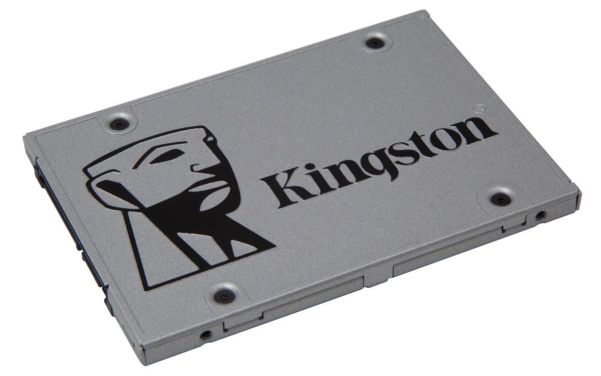 "Kingston 960GB SSDNow UV400 SATA 3 2.5"" (7mm height) Upgrade Bundle Kit"