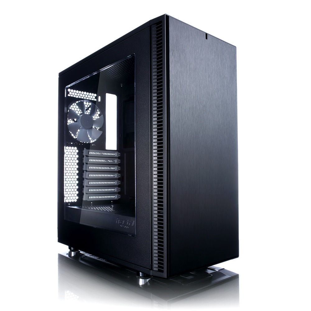 Fractal Design Define C černá (okno)