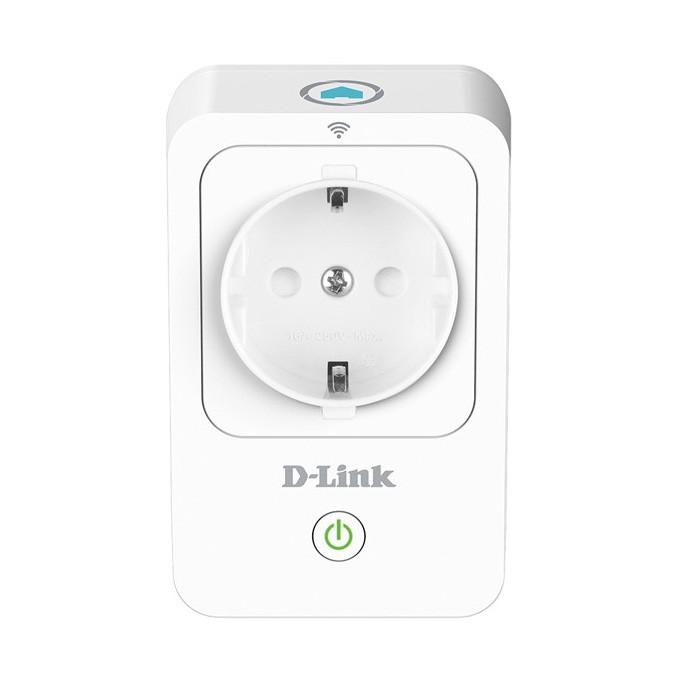 D-Link DSP-W215 mydlink Home Smart Plug, Wi-Fi dálkově ovládaná zásuvka, schuko verze