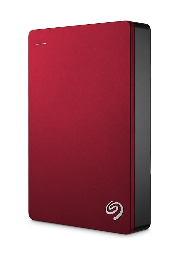 "Ext. HDD 2,5"" Seagate Backup Plus Port. 5TB červe."
