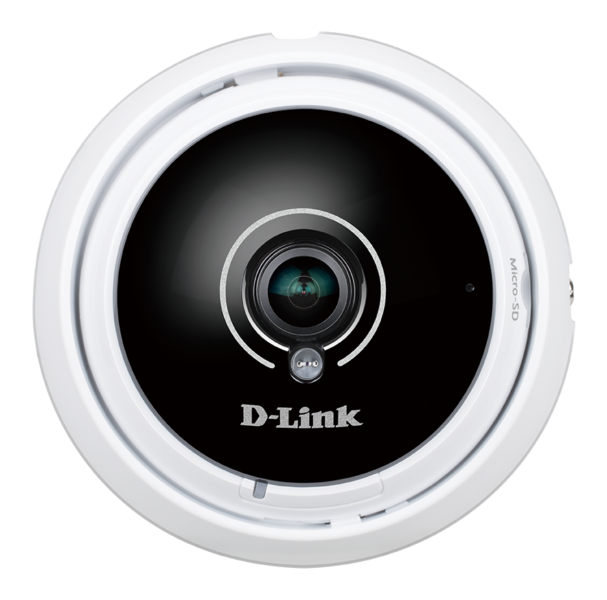 D-Link DCS-4622 Vigilance Full HD Panoramic PoE Camera