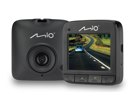 "MIO Kamera do auta MiVue C310, LCD 2,3"""
