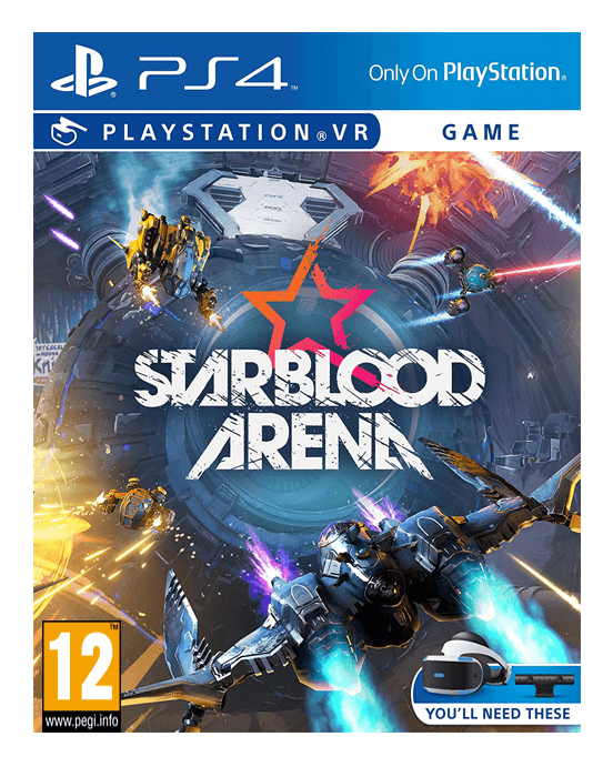 SONY PS4 hra StarBlood Arena VR