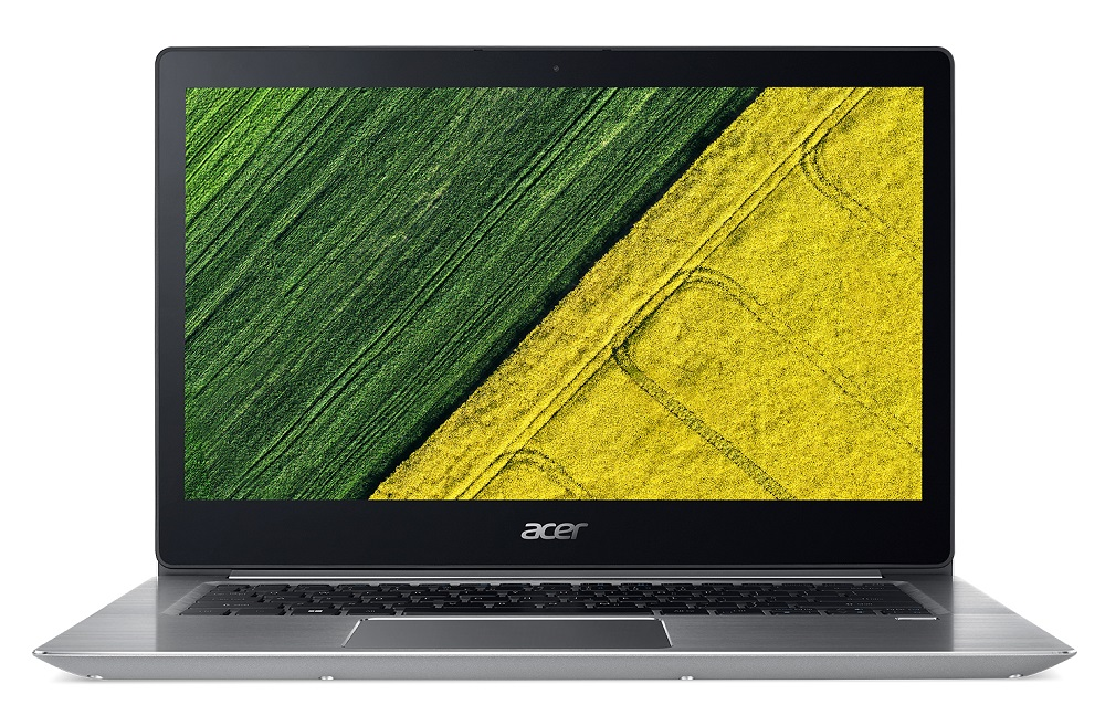 "Acer Swift 3 (SF314-52-39YU) i3-7100U/4GB+N/A/128GB SSD M.2+N/A/HD Graphics/14"" FHD IPS matný/BT/W10 Home/Silver"