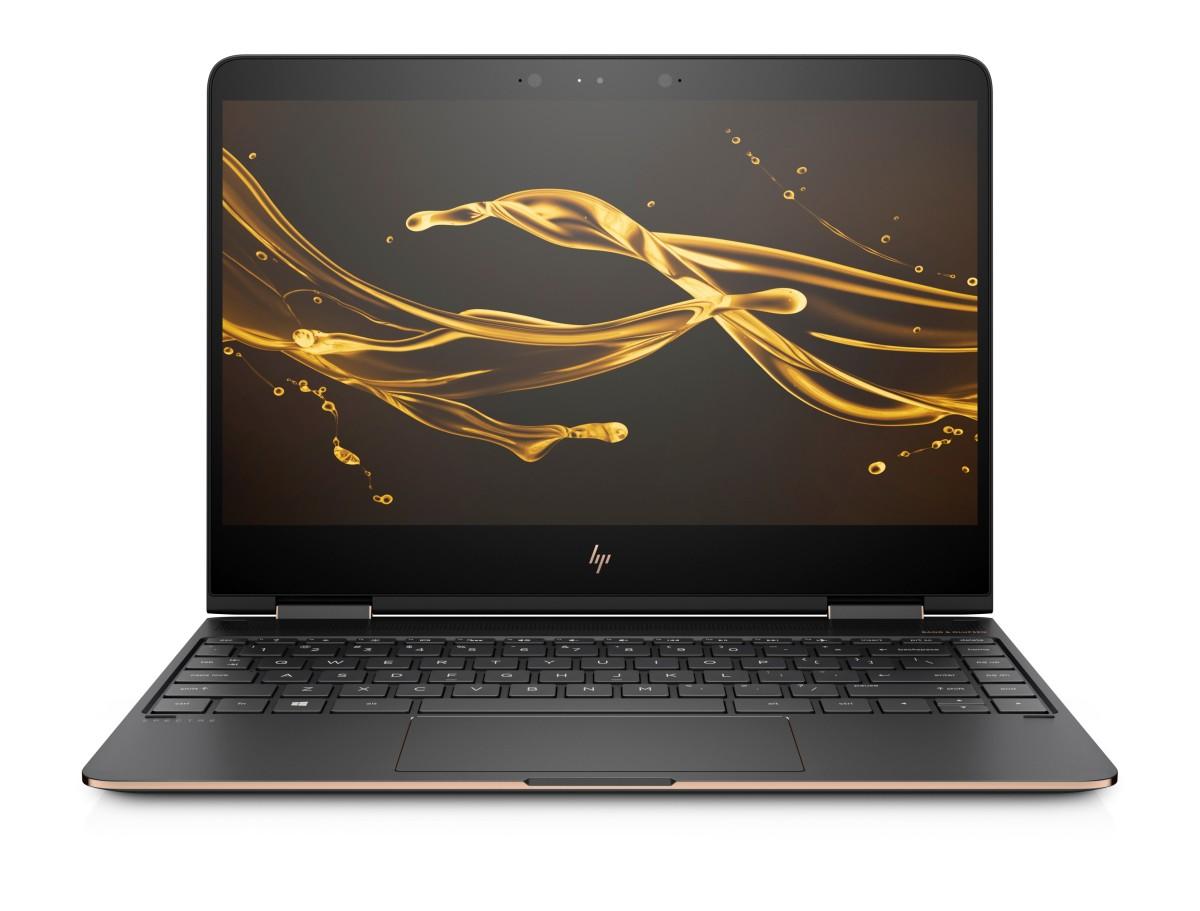 """HP Spectre 13 x360-ac004nc/Intel i7-7500U/16GB/512 GB M.2 SSD/Intel HD/13,3"""" FHD/Win 10/Dark ash"""