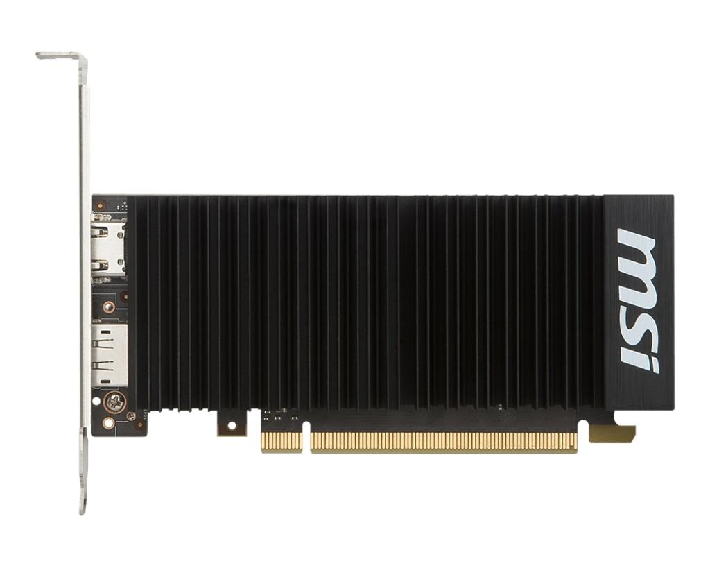 MSI GeForce GT 1030 2GH LP OC, 2GB, DP/HDMI/LP/HSK/