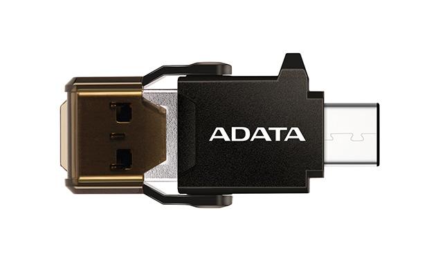 ADATA adapter USB typ C na OTG (čtečka)