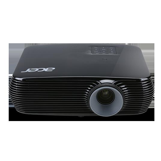 Acer P1186 DLP/3D/800x600 SVGA/3400 lm/20000:1/ VGA, HDMI(MHL), 2,4Kg