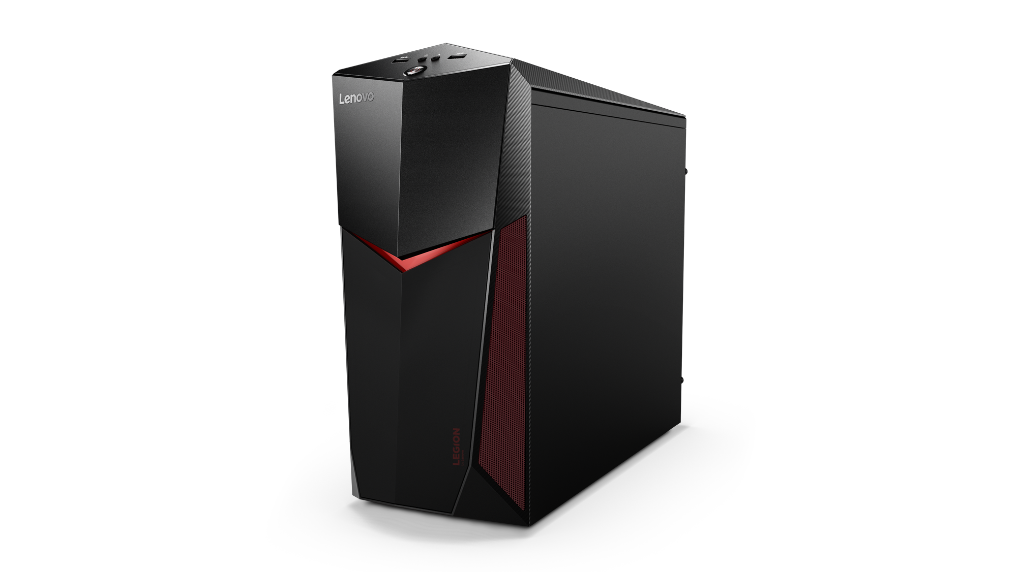 Lenovo Legion Y520T-25IKL ES i5-7400 3,50GHz/16GB/SSD 256GB+1TB HDD/GeForce 3GB/DVD-RW/TWR/36m ON-SITE/WIN10 90H7001EMK