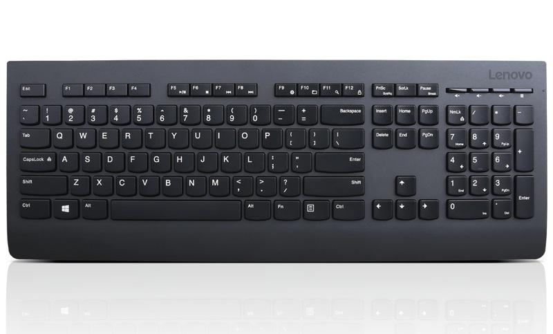 Lenovo klávesnic Professional Wireless -CZ