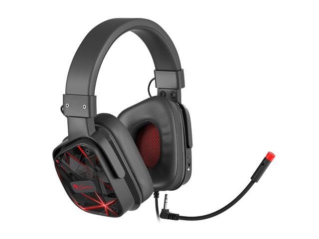GENESIS Gaming headset ARGON 570 black