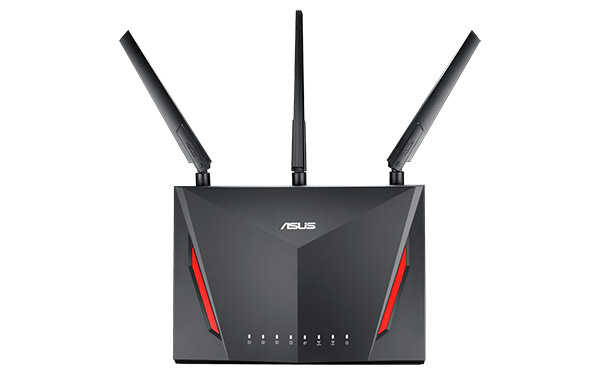 ASUS AC2900 Dual-band Gigabit Router RT-AC86U