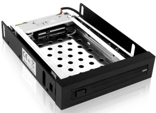 IcyBox Mobile Rack 2.5'' SATA , černý