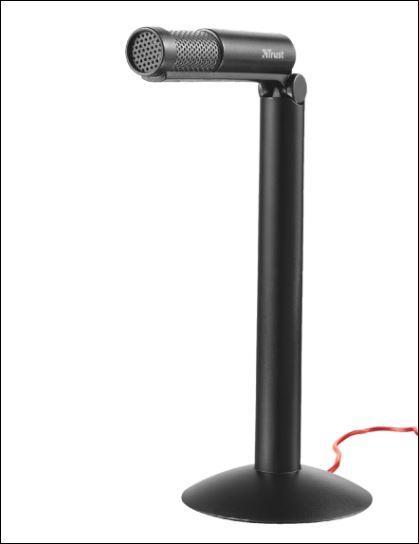 TRUST Mikrofon Talkee Mini Microphone