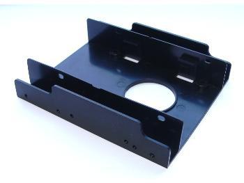 Sandberg montážní kit pro HDD 2.5'' do 3.5'' šachty, černý