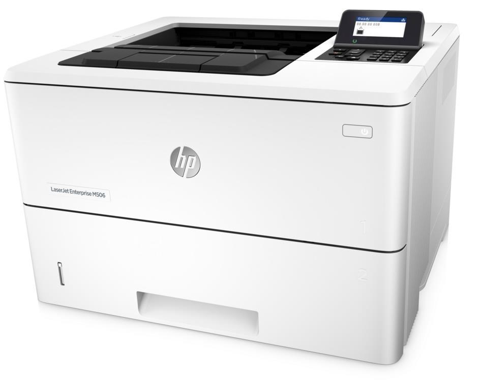 HP LaserJet Enterprise M506dn (A4, 43 ppm, USB 2.0, Ethernet,Duplex)