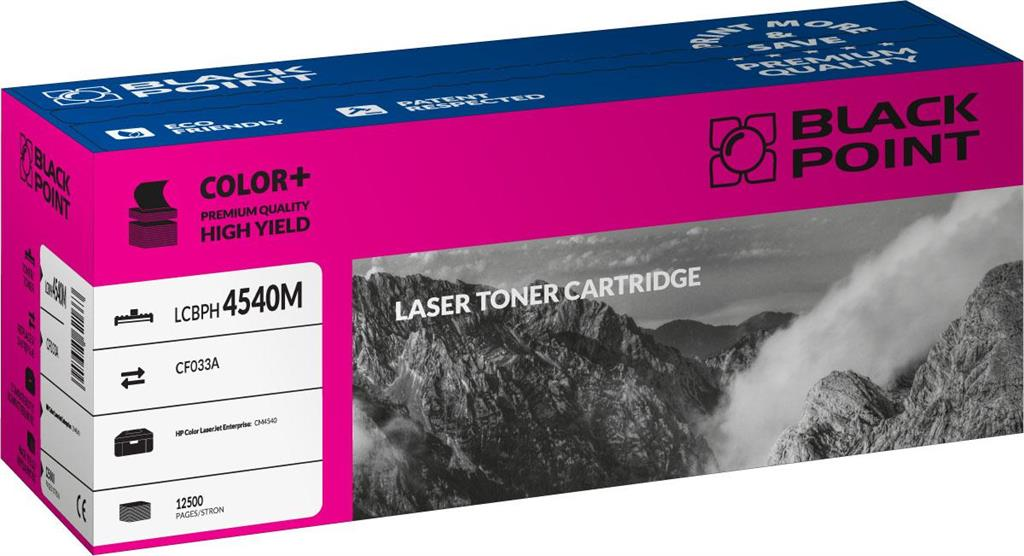 Toner Black Point LCBPH4540M | magenta | 12 500 pp | HP CF033A