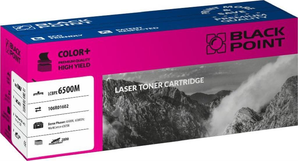 Toner Black Point LCBPX6500M | magenta | 2 800 pp | Xerox 6500N / 6500DN / 6505N