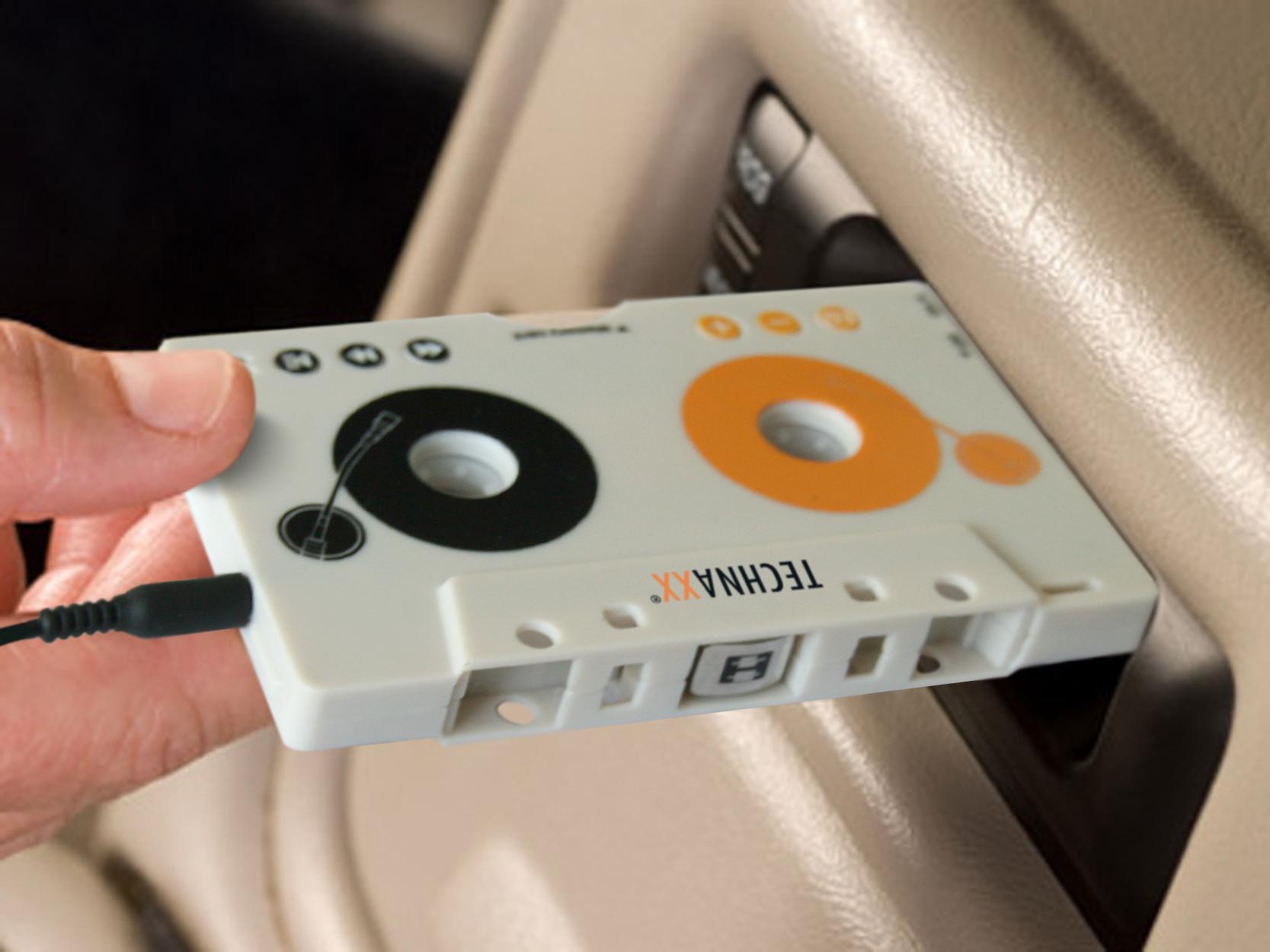 Technaxx Digitape DT-02 - kazetová redukce pro MP3