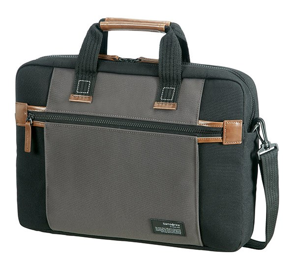 Samsonite Sideways Laptop Bag 15,6´´ Black/Grey