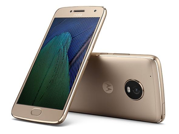"Motorola Moto G5s Dual SIM/5,2"" IPS/1920x1080/Octa-Core/1,4GHz/3GB/32GB/16Mpx/LTE/Android 7.1/Blush Gold"