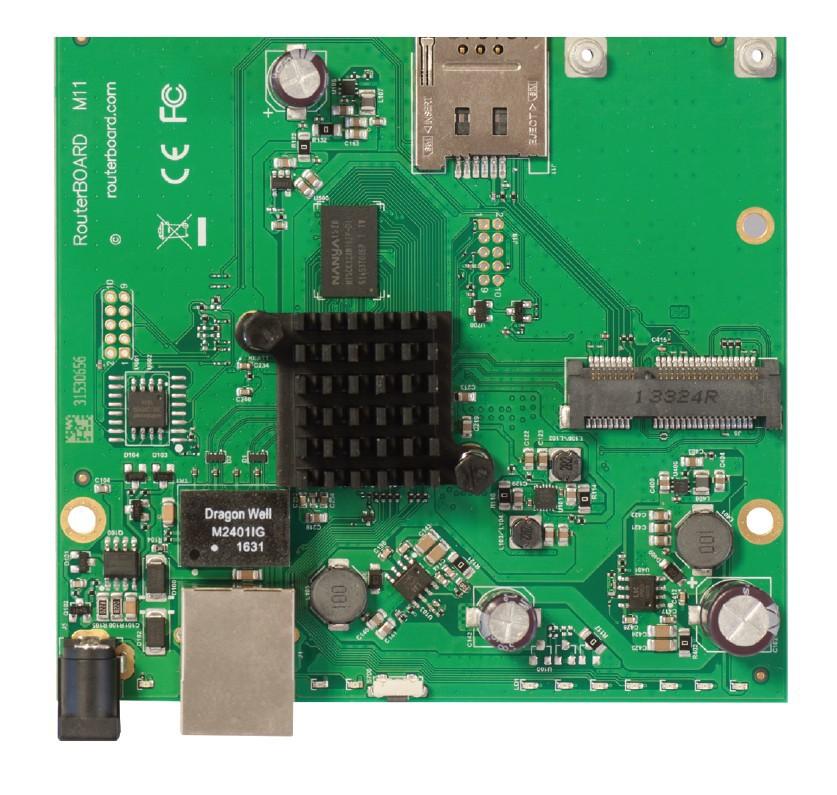 Mikrotik RBM11G RouterBoard