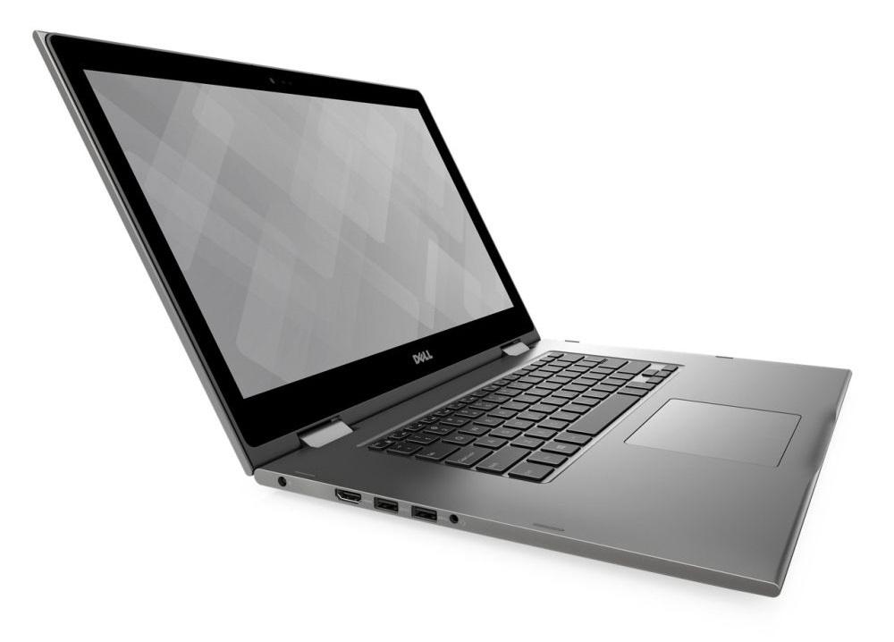"""DELL Inspiron 15z (5579)/i7-8550U/16GB/512GB/Intel HD/15,6""""/FHD Touch/Win10 64bit šedý"""