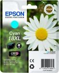 Inkoust Epson T1812 XL cyan   6,6 ml   XP-102/202/205/302/305/402/405/405WH