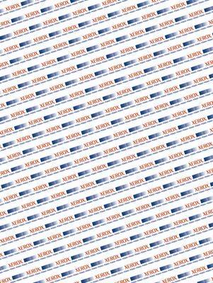 Xerox barevný papír (Oranžová, 160g/250 listů, A4)
