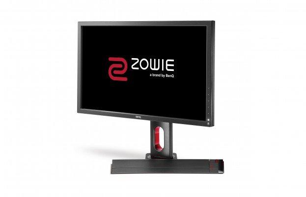 Zowie by BenQ LCD XL2720 DARK GREY 27''W/TN LED/FHD/12M:1/1ms/DVI/HDMI/DP/USB/Height adjustable