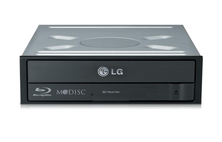 Internal BD-RE LG BH16NS55 Super Multi Blue, SATA, Retail, Black