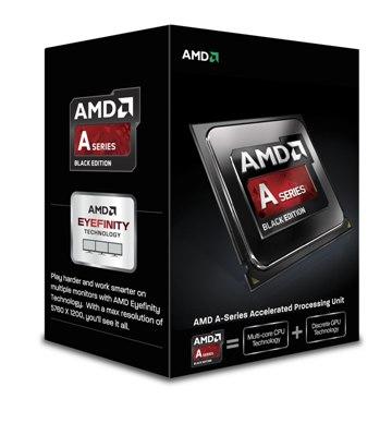 AMD APU A6-6400K, Dual Core, 3.90GHz, 1MB, FM2, 32nm, 65W, VGA, BOX, BE