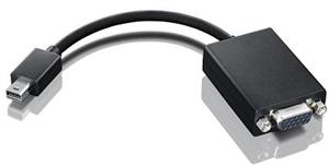 Lenovo kabel redukce Mini-DisplayPort to VGA monitor