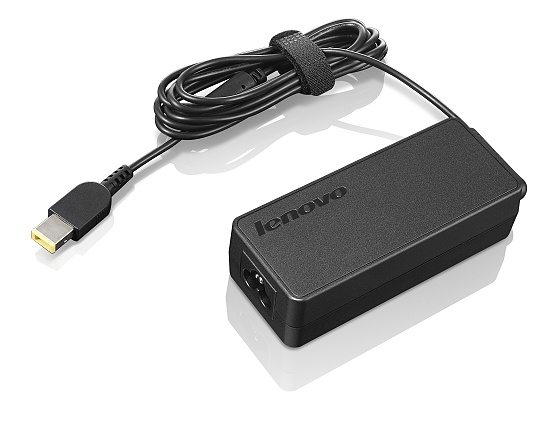 Lenovo TP adapter ThinkPad 65W AC-EU (Slim Tip) - plochý tvar