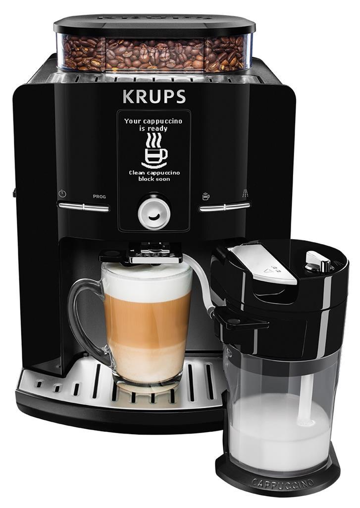 Coffee machine Krups EA8298   black